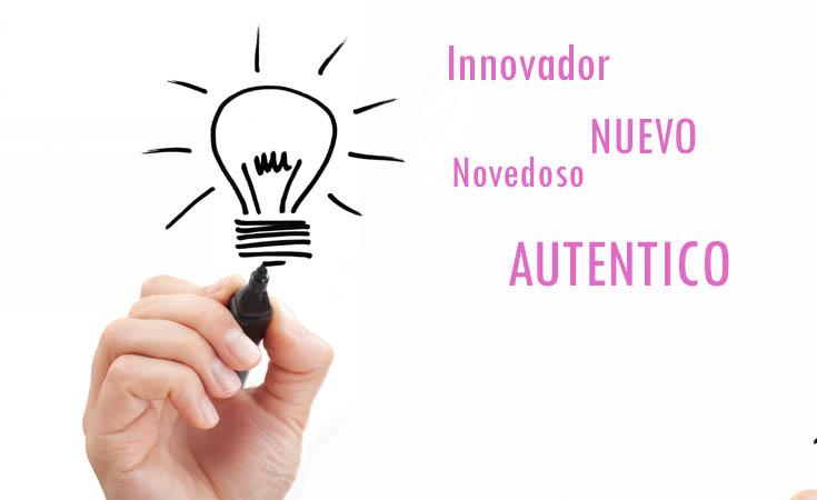 Producto novedoso e innovador